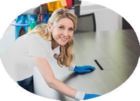 Unterhaltsreinigung mit Reinigungsfirma buero-reinigung.ch